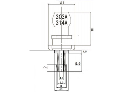Yamaha nozzle for label feeder